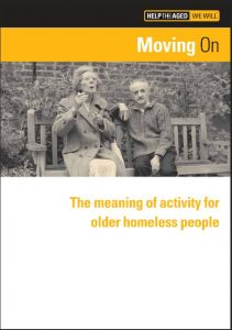 The benefits of meaningful activity for older homeless people