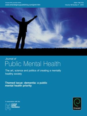 A survey of community pharmacists' attitudes towards mental health
